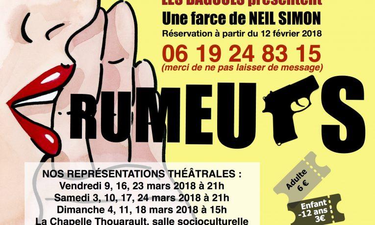Rumeurs, pièce de Neil Simon